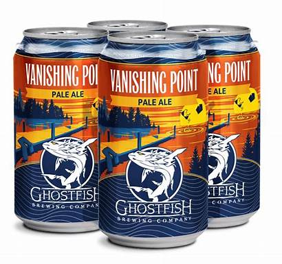 Vanishing Cans Point Ounce Ghostfish