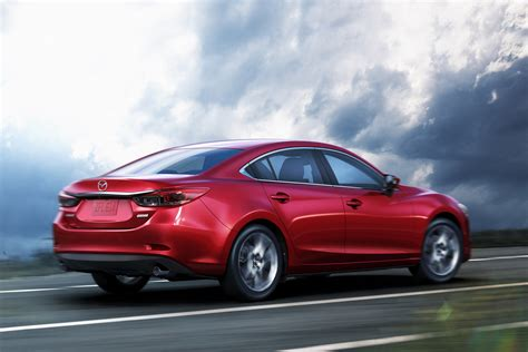 mazda motor corporation 2016 mazda6 review carrrs auto portal