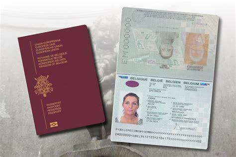 belgian passports iai industrial systems bv