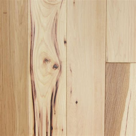 Mullican Flooring Home Depot by Mullican Flooring 3 Inch Hickory 3 4 Inch Solid