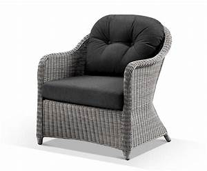 New, Plantation, Outdoor, Wicker, Lounge, Arm, Chair