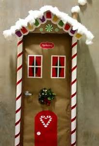 1000 images about christmas door decorating on Pinterest