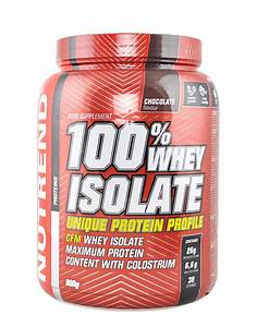 100  Whey Isolate By Nutrend  900 Grams   U20ac 35 70