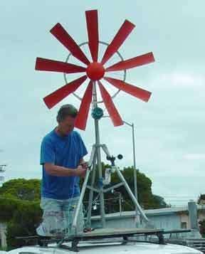 Расчёт ветрогенератора . Какая всётаки нужна мощность?
