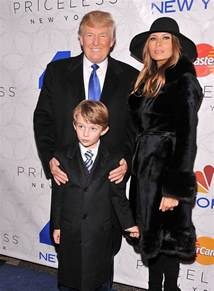 Donald Trump Son Barron
