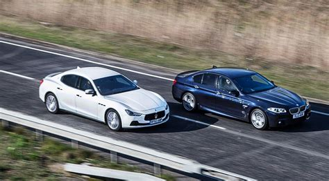 Vs Maserati by Maserati Vs Bmw