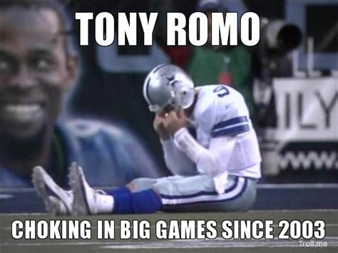 Tony Romo Memes Top 10 Tony Romo Memes Daily Snark