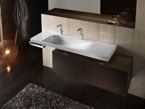 Floating Bathroom Sink by 20 Gorgeous Bathrooms With Floating Style Sinks