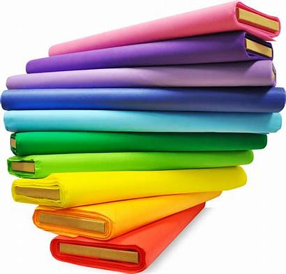 Fabric Rolls Colorful Sample Paint Jooinn Palette