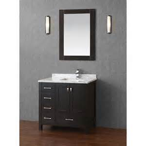 36 inch bathroom vanity home depot tsc