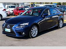 2014 LEXUS IS300H Luxury Constantly Variable