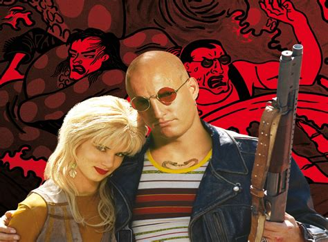 natural born killers crime drama horror dark film action