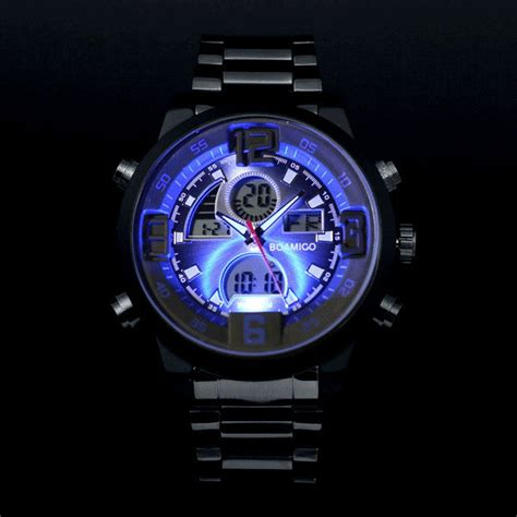 best digital timing light aliexpress com buy men military sports watches dual time