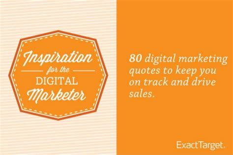 About Digital Marketing by 80 Digital Marketing Quotes To Drive Motivation