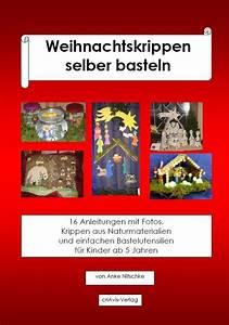 Buch Selber Basteln : weihnachtskrippen selber basteln buch criavis verlag ~ Orissabook.com Haus und Dekorationen