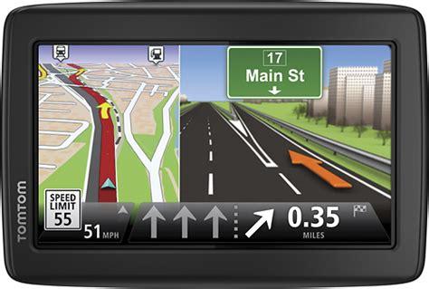 tom tom drive best buy tomtom via 1515m 5 quot gps with lifetime map updates black gray 1en5 052 08