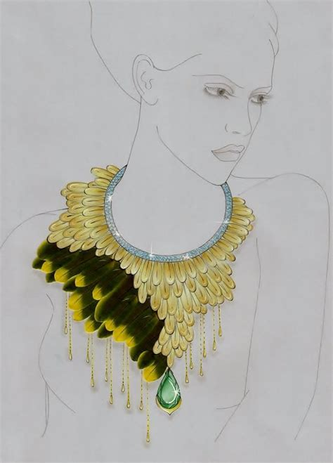 pin  vivi tan  jewellery rendering   jewelry