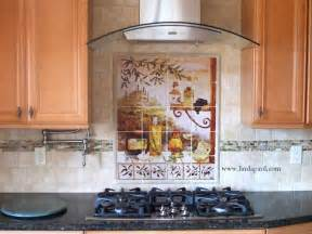 kitchen tile backsplash murals tuscan colors tuscan color palette paint colors