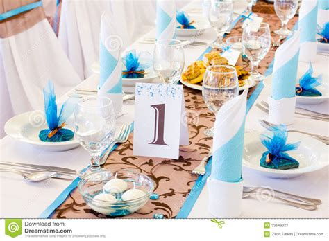 wedding table with number one stock image image of candle arrangement 33649323