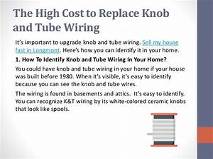 High Cost Of Knob And Tube Wiring