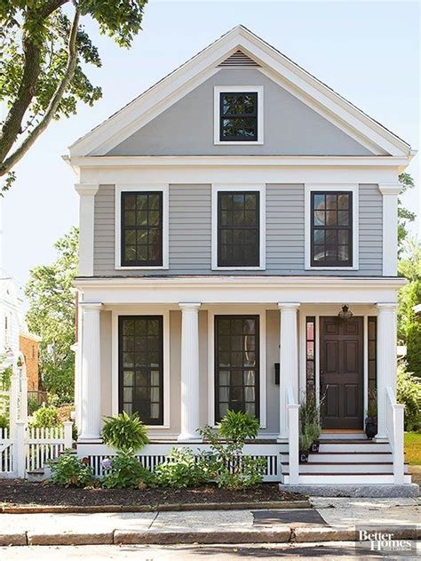 best 25 colonial style homes ideas on