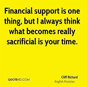 Financial Support Quotes. QuotesGram