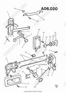 Ford Transit Mkiii  1985-1991  Parts List  A6 20