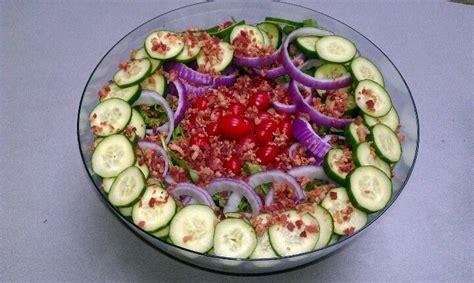 decorative salad garde manger dishes food recipes food