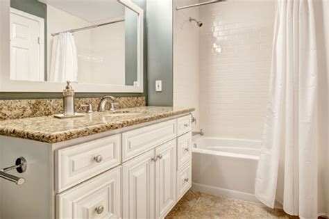 Countertop Bathroom Cabinet by Kitchen And Bath Cabinets Countertops Vanities