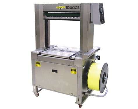 strapping machines frontier packaging