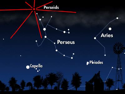 Meteor Shower August 13 - perseid meteor shower will wow stargazers early aug 13
