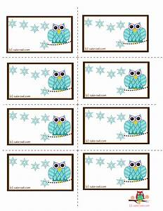 free printable cute owl labels With how to make cute labels