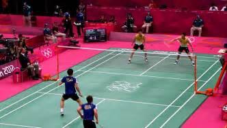 Badminton Olympic Sport