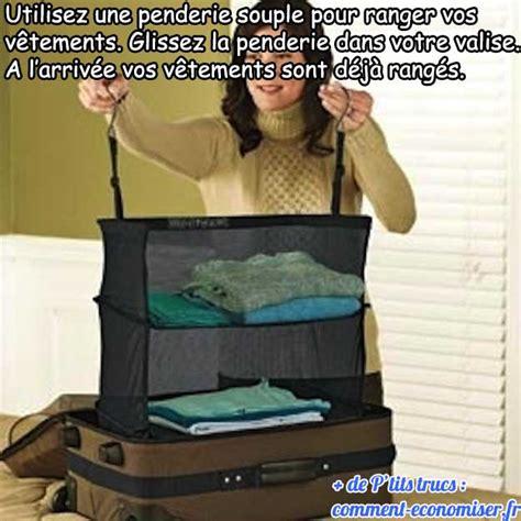 l astuce pour garder ses affaires bien pli 233 es dans la valise