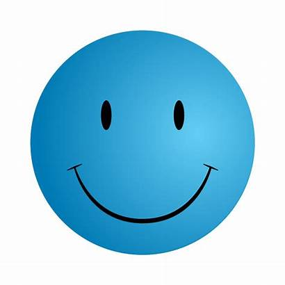 Smiley Face Faces Clipart Happy Printable Smile