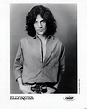 Billy Squier Vintage Concert Promo Print, 1981 at Wolfgang's