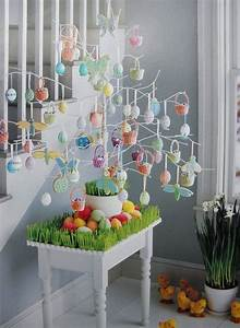 Pinterest Decoration : how to make an easter tree 50 beautiful eater decoration ideas ~ Melissatoandfro.com Idées de Décoration