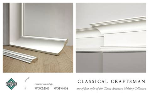 Mission Kitchen San Francisco by Windsorone Classical Craftsman Crown Molding Craftsman