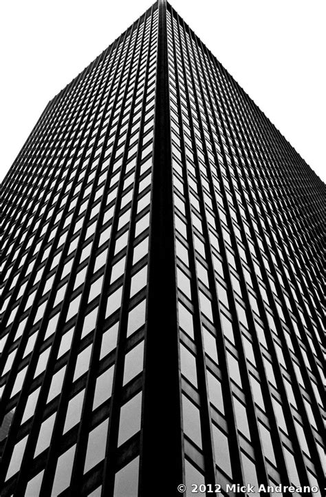 Seagram Building by Mick Andreano :: Black & White Magazine
