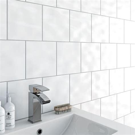 bumpy white bathroom tiles clarity bumpy white gloss tile 200mm x 200mm 1756