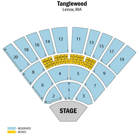 shed  shed tanglewood seating chart