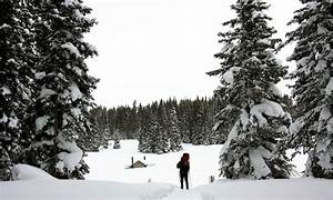 Sun Valley Idaho Yurt Ski Trips  Hut Skiing