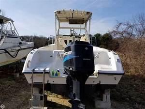 2002 Sea Fox 257 Used