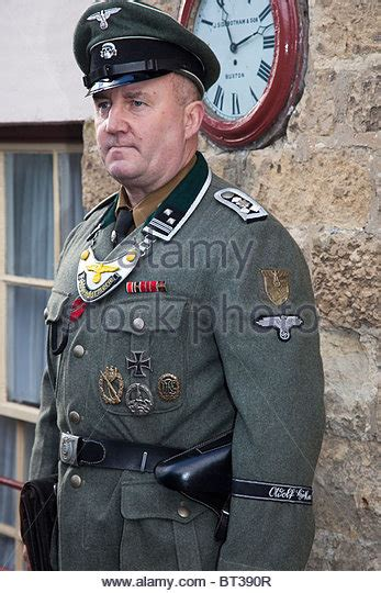 German Nazi Soldier Uniform