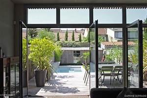 maison a bordeaux renovee daphne serrado cote maison With decoration jardin zen exterieur 14 renovation dune salle de bain dans un style contemporain