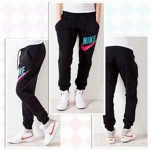 Nike sweatpants   S-Style   Pinterest