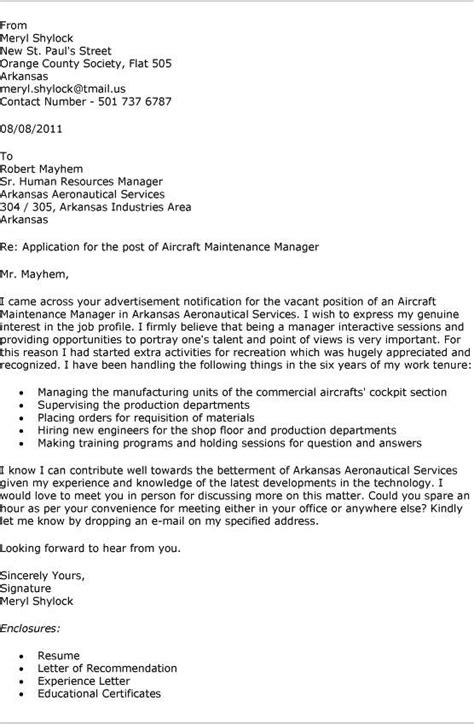 sle aircraft mechanic cover letter 2 aircraft mechanic
