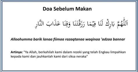 doa islam  bahasa inggris  artinya hijabikacom