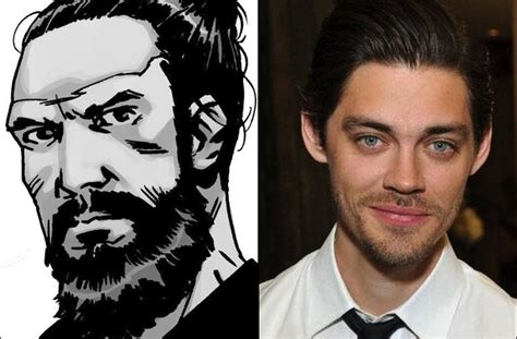 tom payne upcoming roles the walking dead casts iconic comic character jesus for