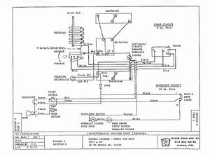 Taylor Dunn Battery Wiring Diagram